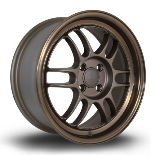 356 Wheels TFS3 16x7 ET40 4x100 Speed Bronze